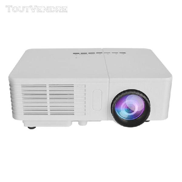 Mini projecteur led full hd 1080p home cin¿¿ma cin¿¿ma