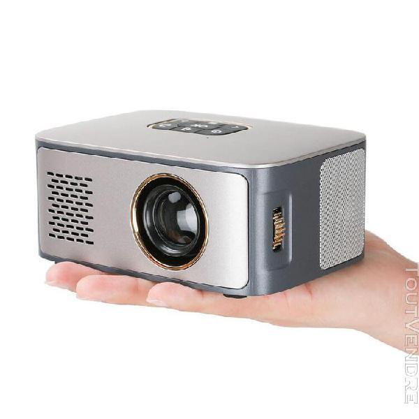 Projecteur lcd sd40 led 1080p home cin¿¿ma 500 lumens
