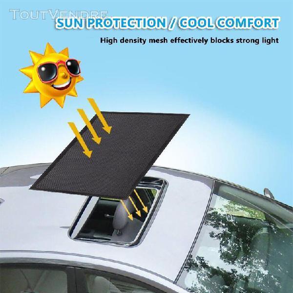 Voiture moustique voiture toit ouvrant pare-soleil lucarne a