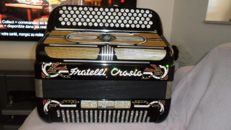 Accordeon: fratelli crosio, do3, accordeon casotto neuf, la