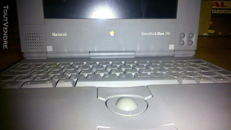 Apple macintosh powerbook duo 230