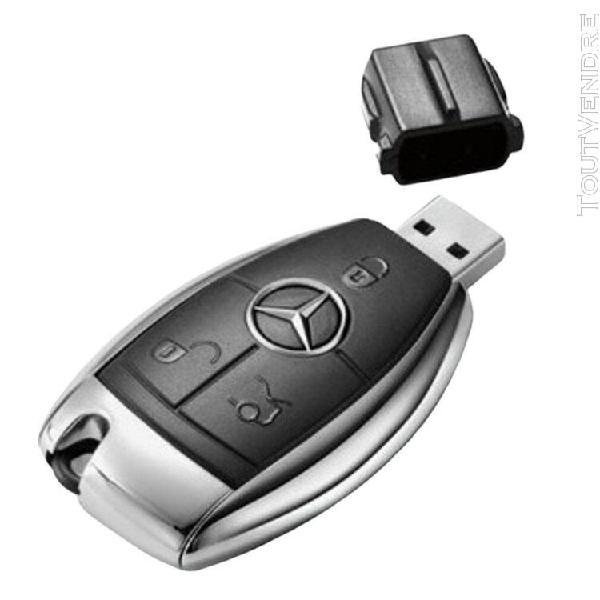 Lecteur de clé de voiture lecteur flash usb portable usb