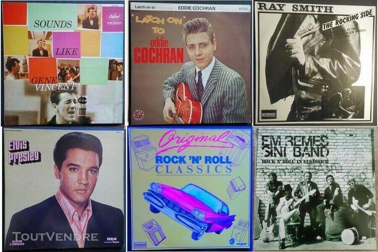 Rock n roll (lot 4)
