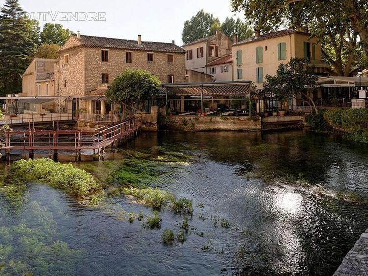 Vente local vaucluse fontaine-de-vaucluse