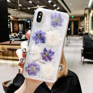 Bakicey coque de protection pour iphone xs - fleurs