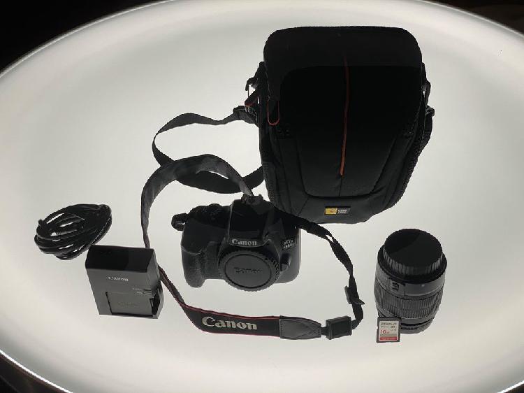 Canon eos400d pack (sous garantie) occasion,
