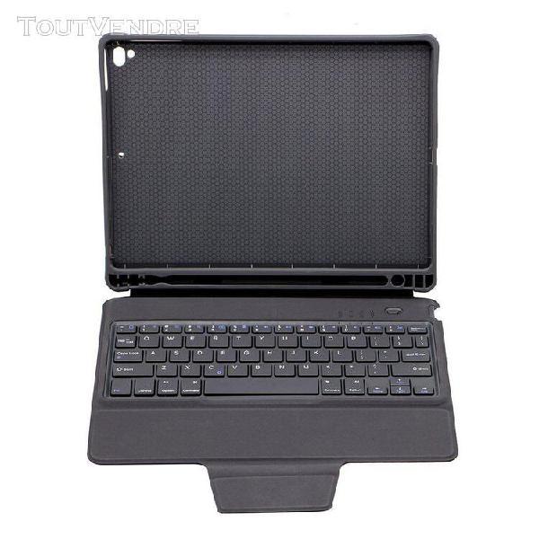 Clavier sans fil smart cover pour ipad pro gris argent therm
