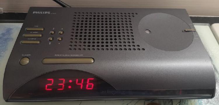 Radio réveil philips référence aj 3602 / 00 occasion,