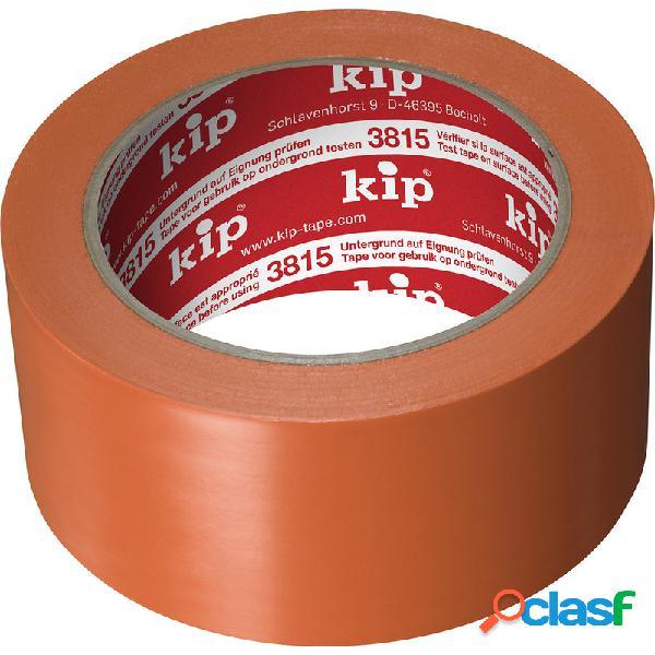 Ruban adhésif pvc kip orange 50mm x 33m (3815)