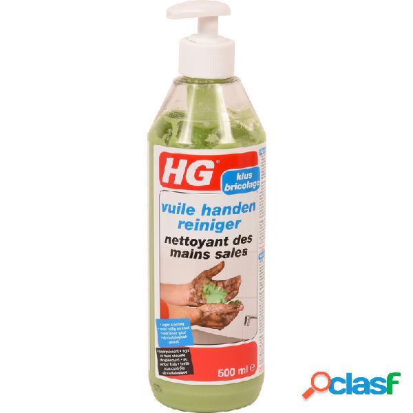 Nettoyant mains hg 500ml