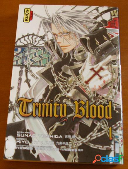 Trinity Blood Tome 7 - Sunao Yoshida,Kiyo Kyujyo