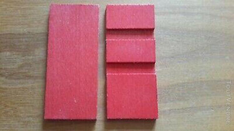 2 petites tuiles rouges pce jeu jura jeu construction chalet