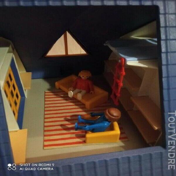 Maison playmobil - avec accessoires - ref 3230
