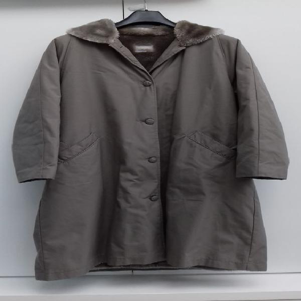 Manteau femme doublé taille 50 etat impeccable occasion,