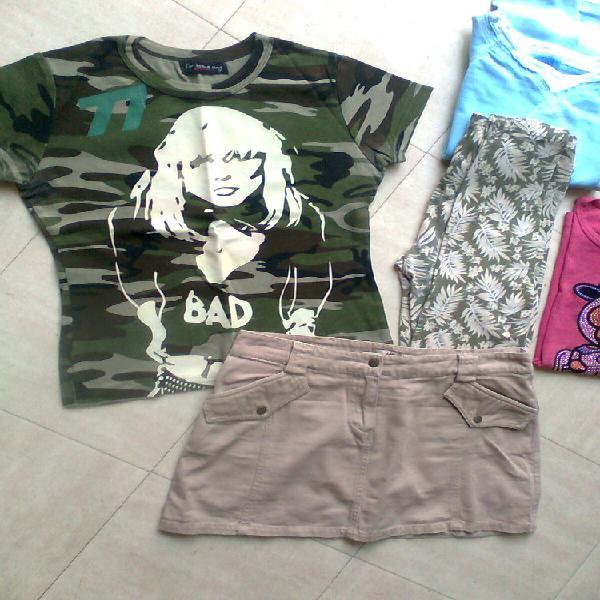 Sweat, pantalon, mini jupe, t.shirt...... - xs - occasion,