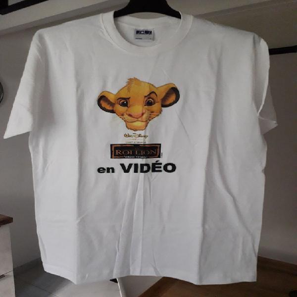 "Tee shirt mixte ""le roi lion"" occasion, floirac (33270)"