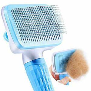 Ace2ace brosse chiens chats, autonettoyante brosse poils