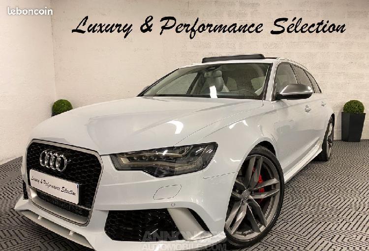Audi a6 vente a distance france rs6 4.0 v8 560ch bva8