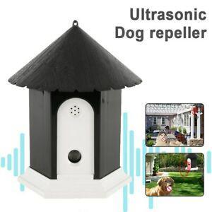 Chien anti aboiement dispositif extérieur chien arrêt