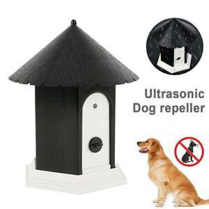 Dispositif anti aboiement chien de compagnie ultrasons anti