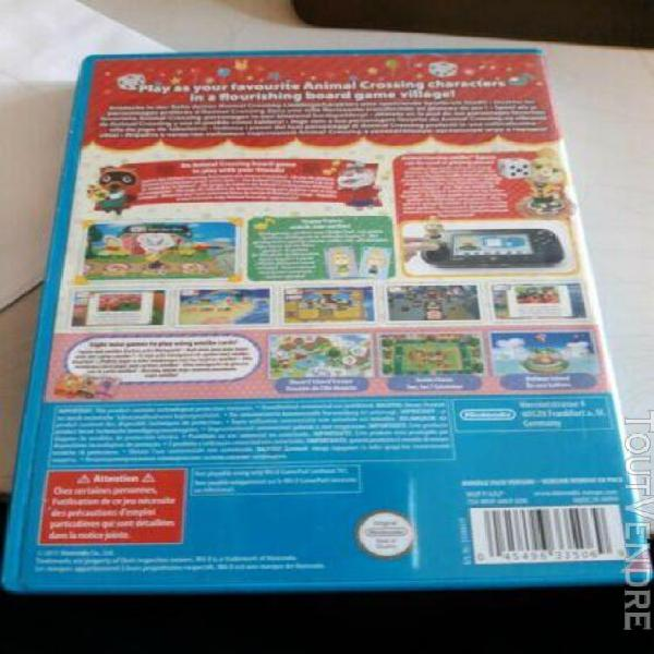 Jeux vidéo animal crossing amibo festival wii u