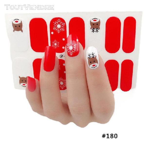 Nail stickers 14 stickers stickers nail stamping hot 3d full