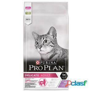 Pro plan délicat adult optidigest pour chat 10 kg