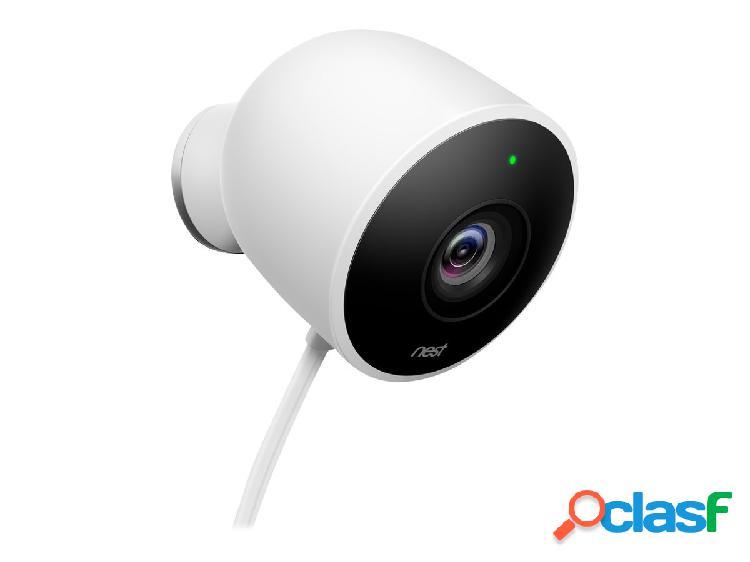 Caméra de sécurité d'extérieur nest
