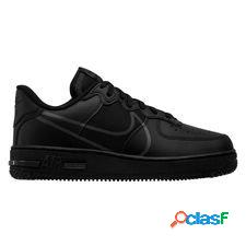Nike air force 1 react - noir/gris enfant