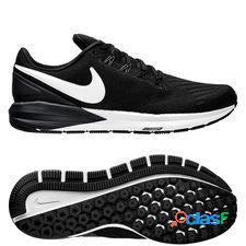 Nike air zoom structure 22 - noir/blanc