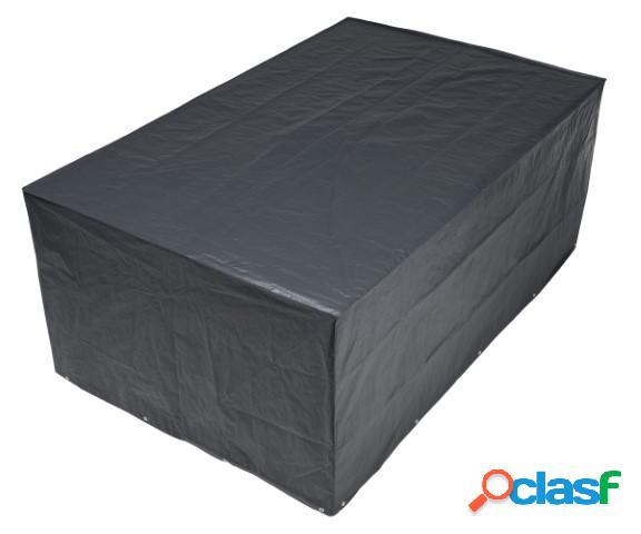Housse de meubles de jardin rectangulaire 225x143x90cm