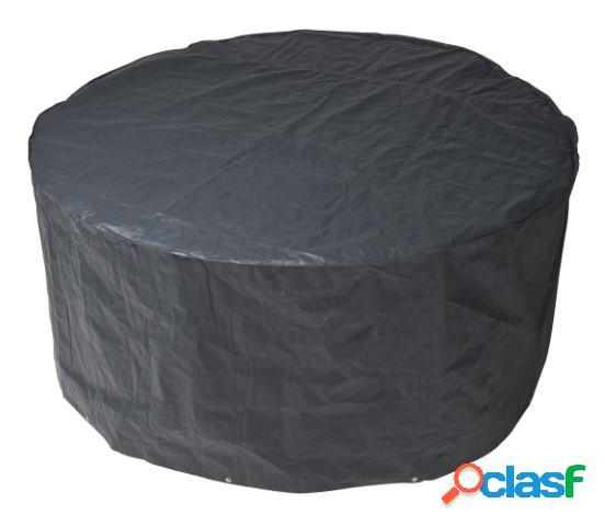 Housse de meubles de jardin ronde 90x ø205cm