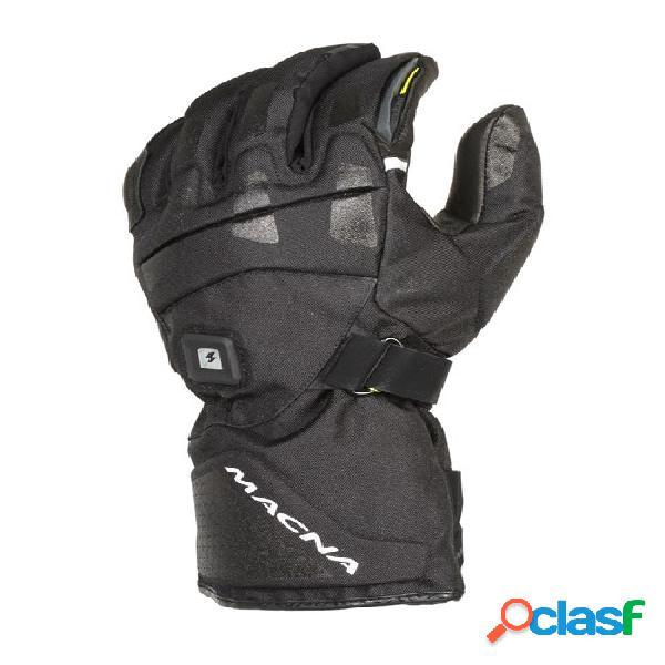 Macna foton heated rtx, gants chauffants moto, noir