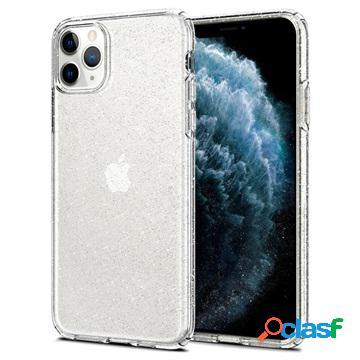 Coque iphone 11 pro spigen liquid crystal glitter - transparente