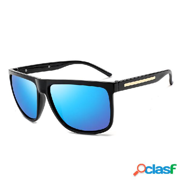 Lunettes de soleil polarisées pour hommes protection uv lunettes de soleil pour lunettes de soleil