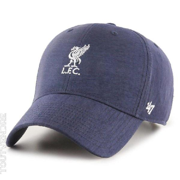 47 brand relaxed fit cap - monterey fc liverpool navy