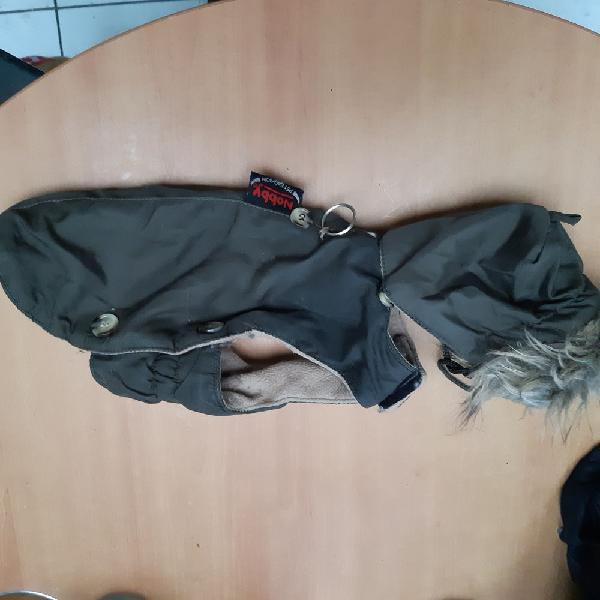 Manteau pour petit chien occasion, croix (59170)