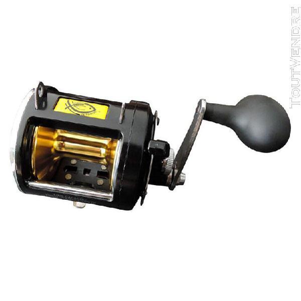 moulinet de pêche À la traîne pour eau de mer pêche au