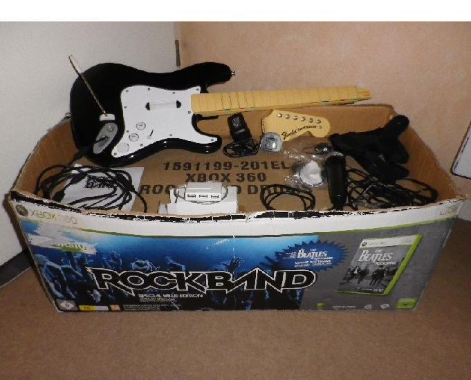 Rockband pack beatles xbox 360