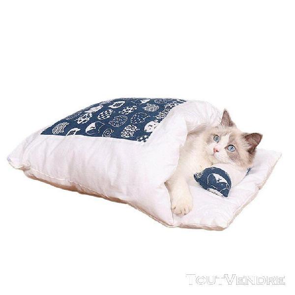 1pc chat chiens couchette maison puppy chats sac de couchage