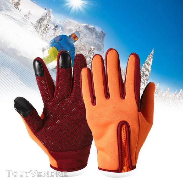 Gants de sports extérieurs gants d'escalade de cyclisme