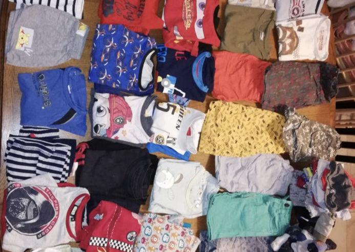 Lot d?habits de garçon neuf, strasbourg (67000)