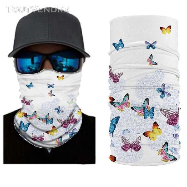 Masque à bavette coupe-vent pour hommes et femmes l1033