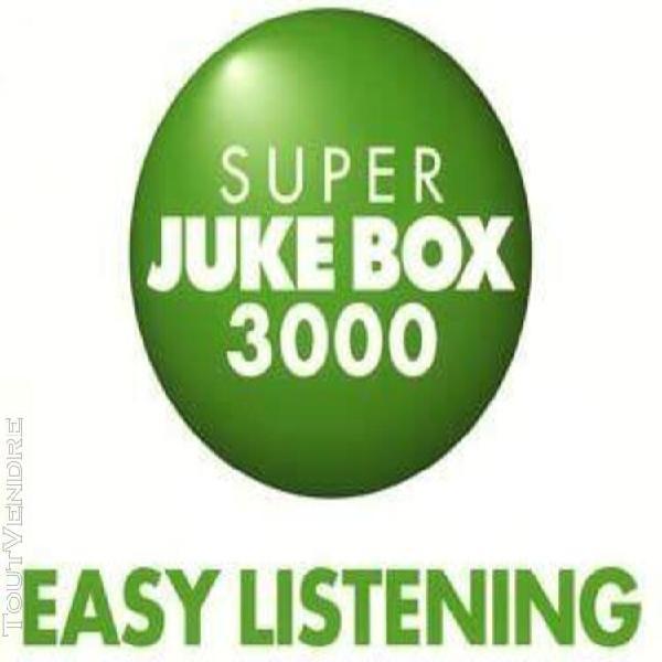 Super juke box 3000 easy listening [import japonais]