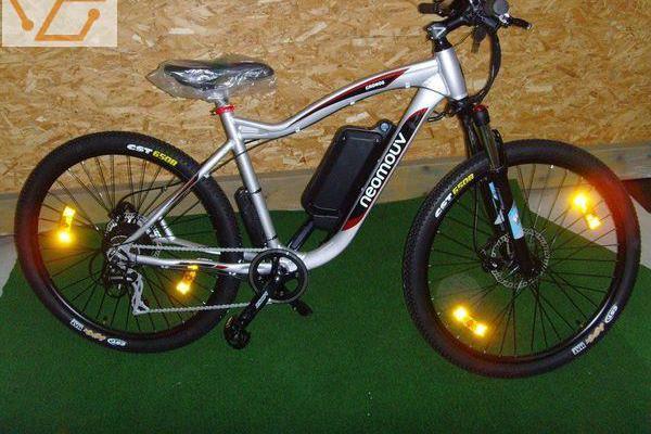 Vélo électrique neuf/revente