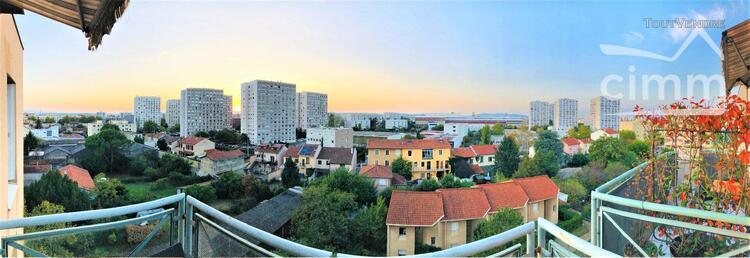Appartement t3 69m² avec vue panoramique