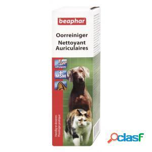 Beaphar nettoyant auriculaire pour chien et chat 2 x 50 ml