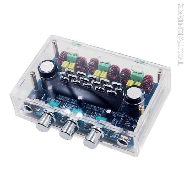 Amplificateur avec boîte] carte amplificateur de puissance