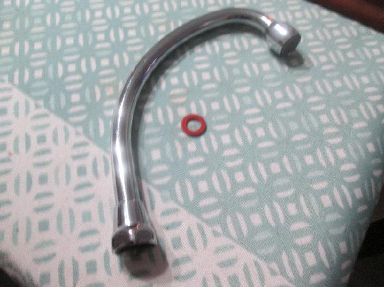 Col de cygne pour robinet