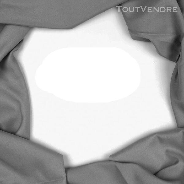 Gris/3000x5000mm] coton textile mousseline photo milieux st